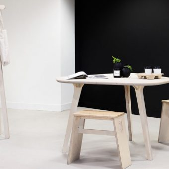 Sustainable home and office table
