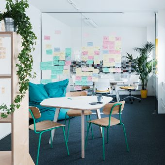 Sustainable commercial furniture